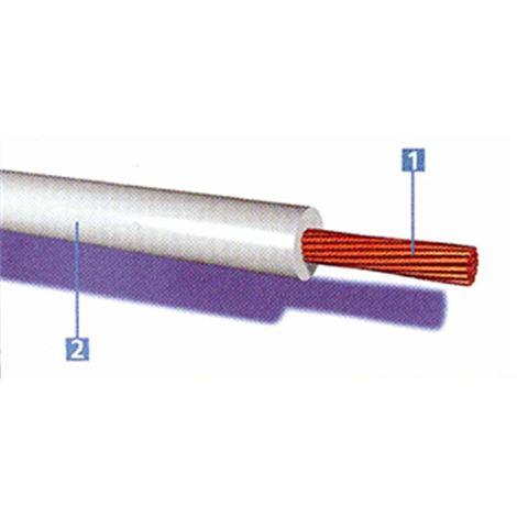 CABLE INSTALACION 1.5 GRIS (1 M.