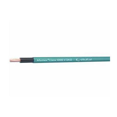 Cable libre de halógenos 10mm 1000V POR METROS RZ1-K AS
