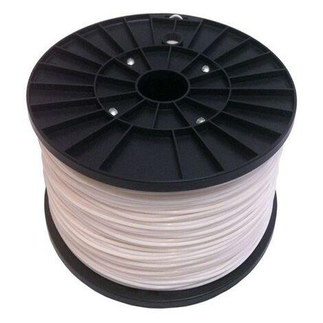 Cable Manguera Blanca Carrete 100M 3X1.5 Mm - SEDILES..