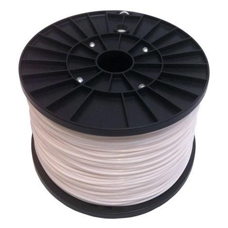 Cable Manguera Blanca Plana Carrete 200M 2X1 Mm - SEDILES