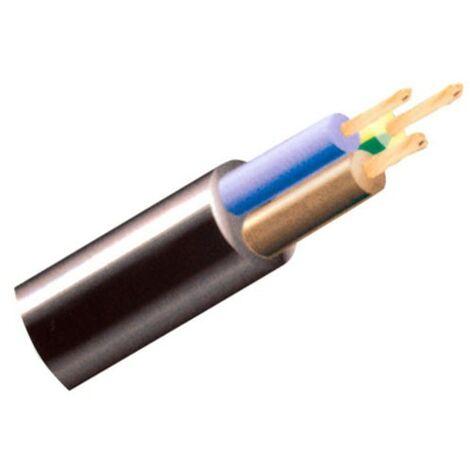 Cable Manguera Negra 100m - SEDILES - ACRILIC/FLEX - 3X1,5 MM..