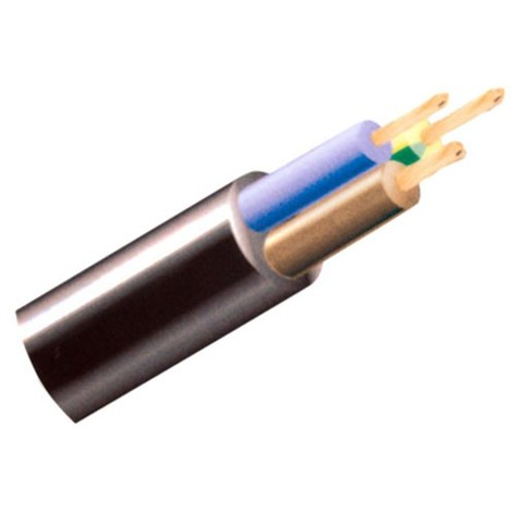 Cable Manguera Negra 100m - SEDILES - ACRILIC/FLEX - 3X1,5 MM