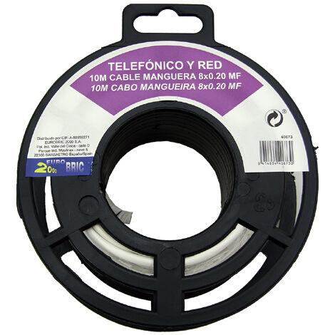 Cable manguera plana H03VVH2-F 2x0,75