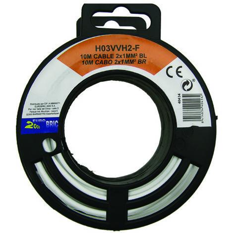 Cable manguera plana H05VVH2-F 2x1