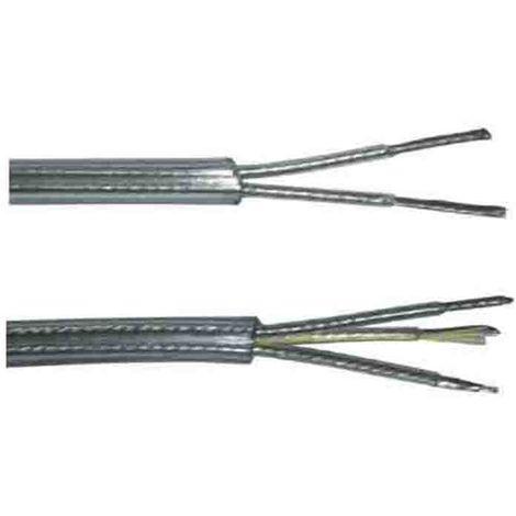 Cable manguera pvc 3x0,75mm euro/mts