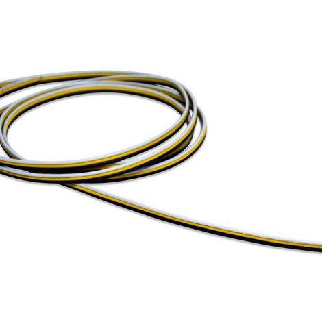 Cable para tira de LED CCT 3 hilos Ø0,25mm2