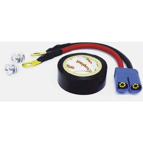 Câble pour connecteur rapide BAAS BA09B