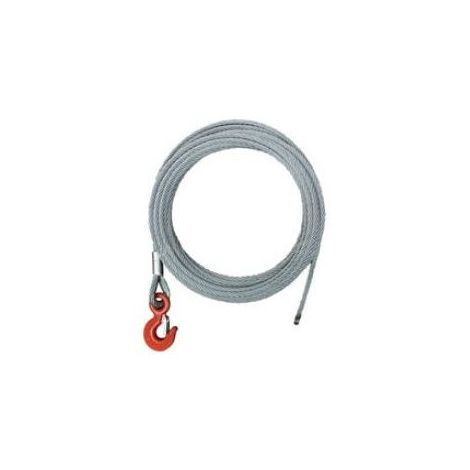 Câble pour gripper - Longueur : 20 mètres - Capacité : 800 kg