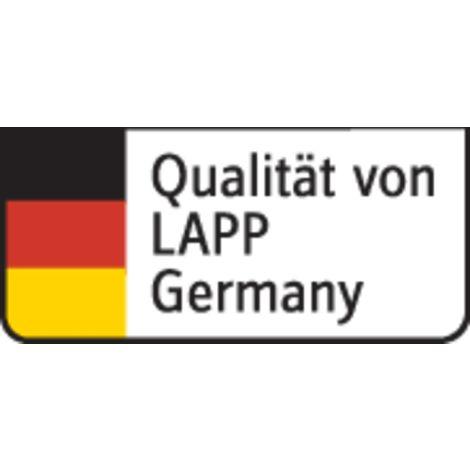Câble pour hautes températures 4 G 0.25 mm² LAPP ÖLFLEX® HEAT 205 MC 00912023 ÖLFLEX® HEAT 205 MC noir 1 m X70492