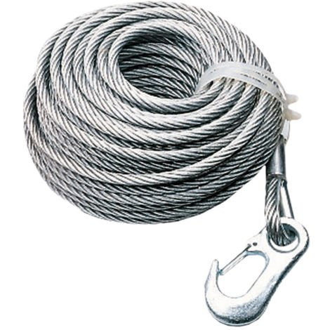 Câble pour treuil Alko 20m 900Kg Origine