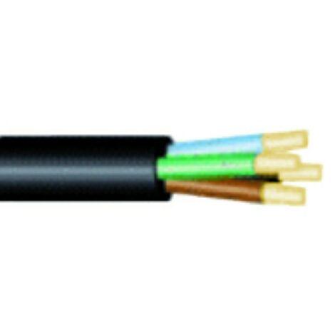 m/ètre lin/éaire Shopelec C/âble 4G2.5 mm/²