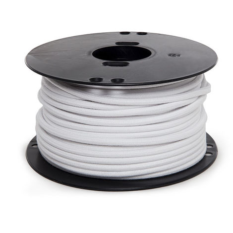 Cable Redondo 2 X 0,75 Blanco X 1M [AM-AX314] (AM-AX314)