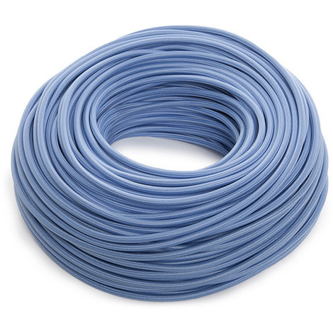 Cable Redondo 2X0,75 Azul X 1M [SKD-C275-BLUE] (SKD-C275-BLUE)