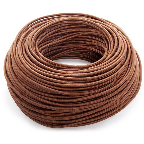 Cable Redondo 2X0,75 Marron X 1M [SKD-C275-BROWN] (SKD-C275-BROWN)