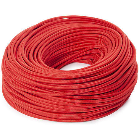 Cable Redondo 2X0,75 Rojo X 1M [SKD-C275-RED] (SKD-C275-RED)