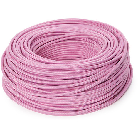 Cable Redondo 2X0,75 Rosa X 1M [SKD-C275-PINK] (SKD-C275-PINK)