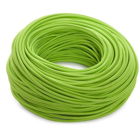 Cable Redondo 2X0,75 Verde X 1M [SKD-C275-GREEN] (SKD-C275-GREEN)