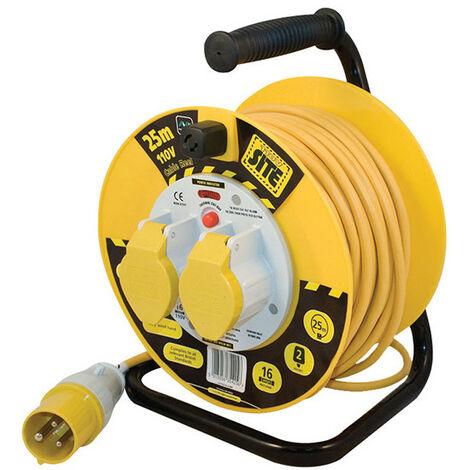 Cable Reels 16A 110v