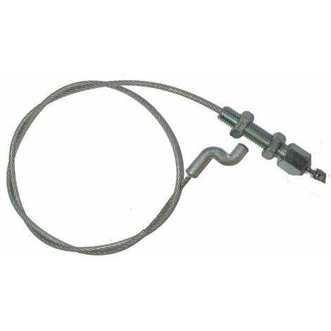 Cable relevage plateau coupe autoportee GGP
