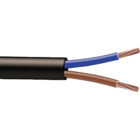 Cable RO2V 2x35mm² à la coupe (minimum 10m)