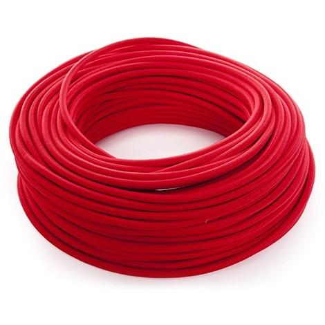 Cable Rojo 2X0,75 X 1M [AM-AX505] (AM-AX505)