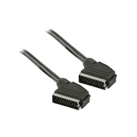 Cable SCART macho de PVC diámetro de 7 mm tamaño 1 metro Valueline NE550596500