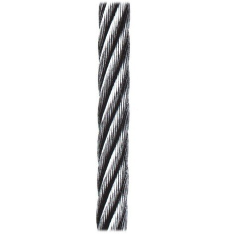 Cable Sirga Galv 100 Mt - CABLES Y ESLINGAS - 14 - 6X19+1