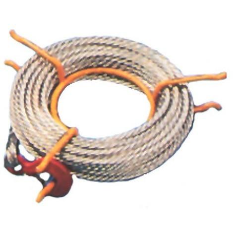Cable Sirga Rollo 10Mt-8.3 T7 - Tractel - 1939 B-10