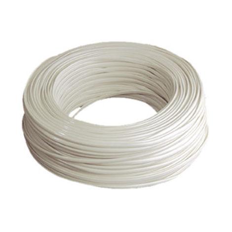 Câble téléphonique enrouleur de tuyau plat 100 mètres Electro Dh 49.050/4/N 8430552032006