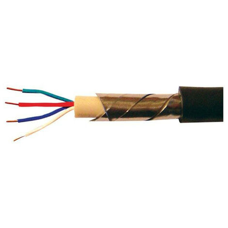 Câble Téléreport armé, au mètre