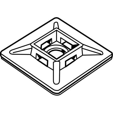 Cable tie mount Plastic Polyamide (nylon)