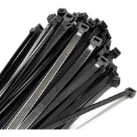 Cable ties 7.2x300 100 pieces Cable straps