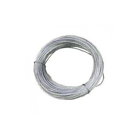 Cable VIENTOS Acerado 2mm Bobina 100m