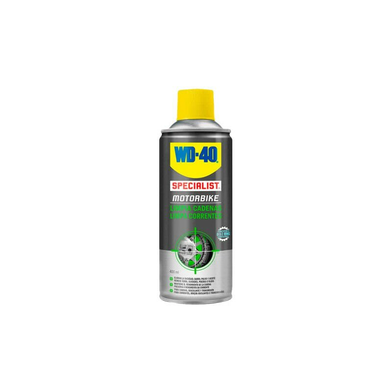 Nettoyant chaines WD40 400ml