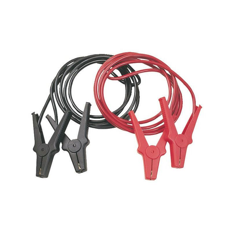 Autobest - Câbles d'aide au démarrage, avec pinces isolées, longueur 3 m en 16 mm2