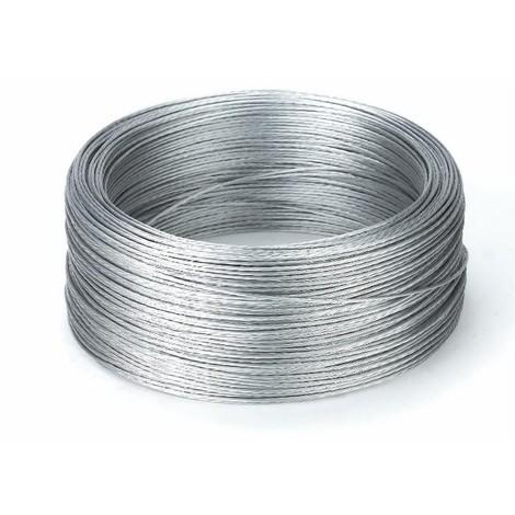 Câblette de clôture métallique Ø 1.5 mm 7 fils - 200 m