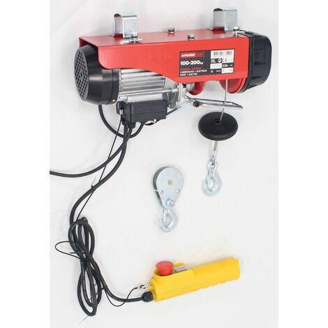 Cabrestante, 100/200Kg - MADER® | Power Tools