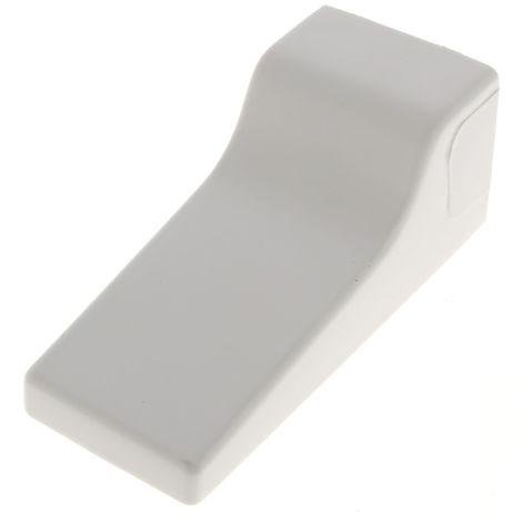 Cache charniere droite pour Refrigerateur Bauknecht, Refrigerateur Laden, Refrigerateur Whirlpool, Refrigerateur Ignis, Refrigerateur Ikea, Refrigerat