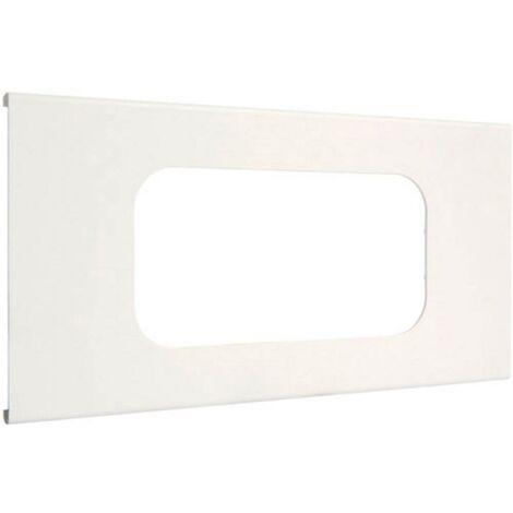 Cache encastré Hager R82869010 R82869010 1 pc(s) blanc pur