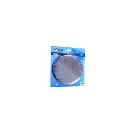 Cache Plaque D 165 Inox Pour Ustensiles De Cuisine Accessoire