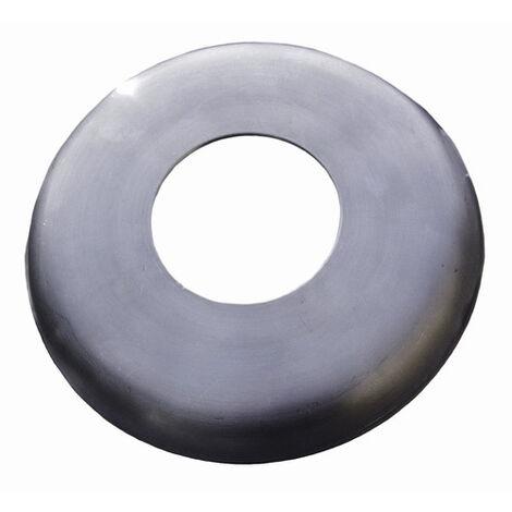Cache platine pour tube Ø42,4