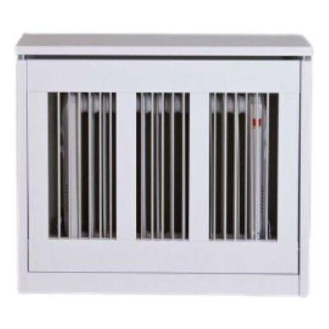 Cache-radiateur Cristian 3091 | Blanc - Blanc
