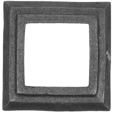 Cache scellement pour barreau carré de 40