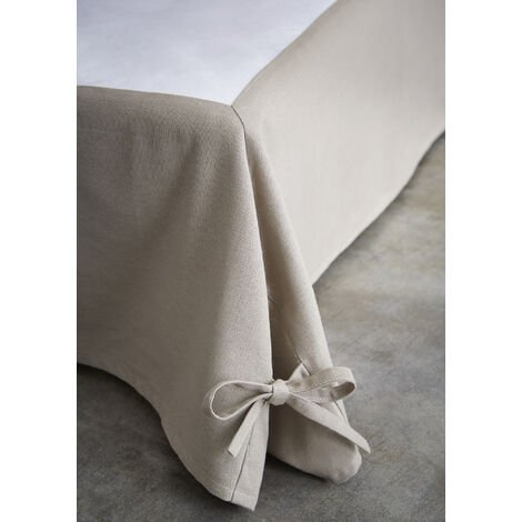 Cache sommier Gris 160x200 Today 576339