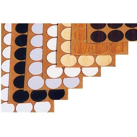 Cache-trou Systemcach 781 PRUNIER - Ø19.5 mm - Blanc - Sachet 500 - SKBB781