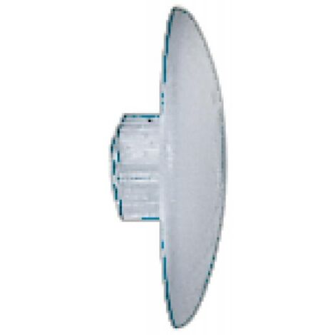"""main image of """"Cache-vis plastique pour vis montage châssis tête cylindrique type FFSZ, empreinte torx, coloris blanc, boîte de 100 - Blanc"""""""