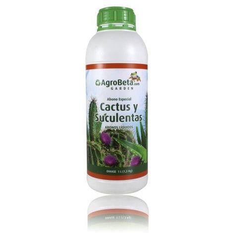 CACTUS Y SUCULENTAS 1L - ABONO ESPECIAL