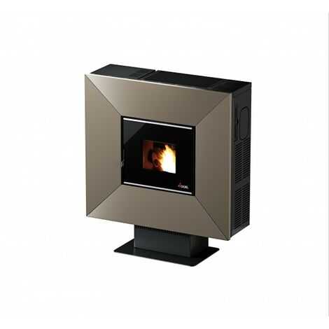 CADEL Cloe³ Pelletofen 6,5 kW Pellet Ofen Kamin