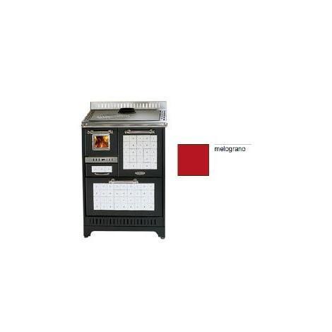 Cadel OPA04DX191 Cucina a legna da inserimento 80 cm Rivestimento in ...