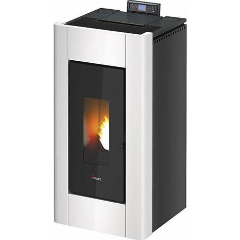 CADEL Prince³ Plus Pelletofen 10,5 kW Pellet Ofen Warmluftverteilung Holzpellets